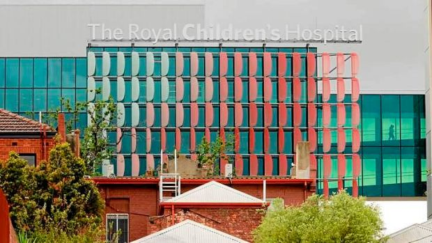 The Royal Children's Hospital.