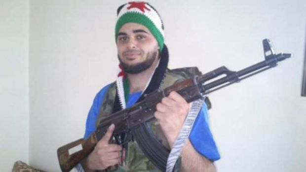 """""""Syria is in serious chaos right now"""": Zaky Mallah."""
