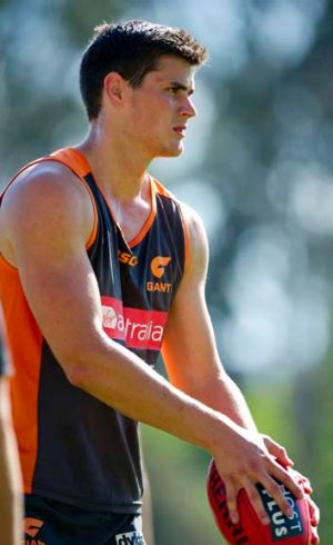 Tom Boyd appears set to become an instant threat up forward.