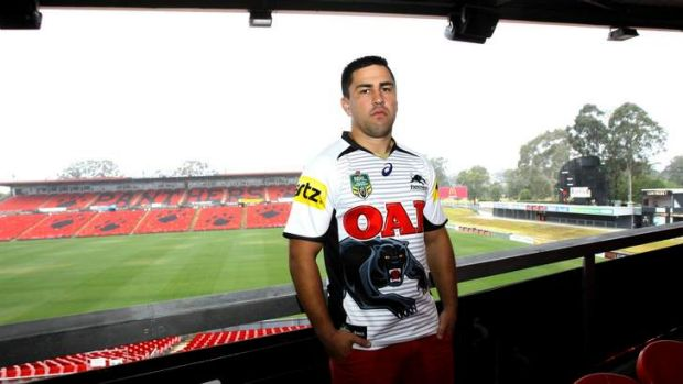 Fresh blood: Jamie Soward came under fire towards the end of his time with the Dragons but the premiership-winning ...