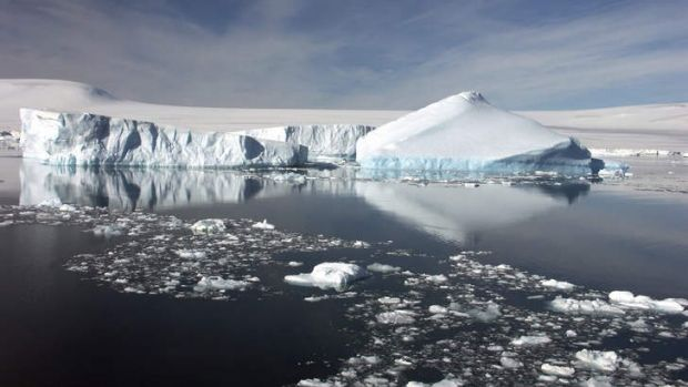 Rapid changes in our environment, including disappearing sea ice, should prompt Australia to take a low-carbon path.