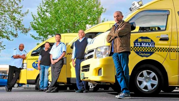 Taxi drivers: $28,000 fees 'unaffordable'.