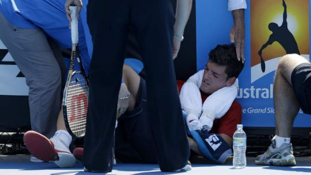 "Frank Dancevic said conditions were ""inhumane""."