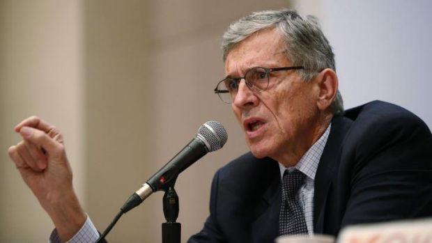 "US FCC chairman Thomas Wheeler is looking at ""all available options"" to ensure internet networks remain free and open."