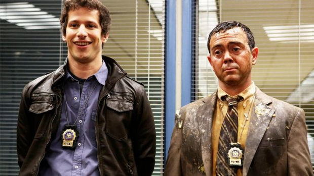 The 99th precinct is a highly-trained crime fighting unit. Who are we kidding? Detectives Jake Peralta (Andy Samberg) ...