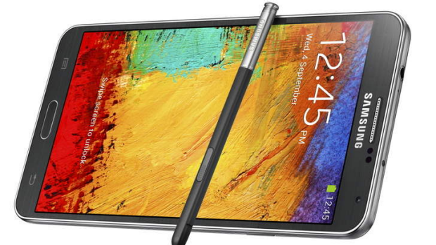 Samsung Galaxy Note 3 and S Pen Stylus