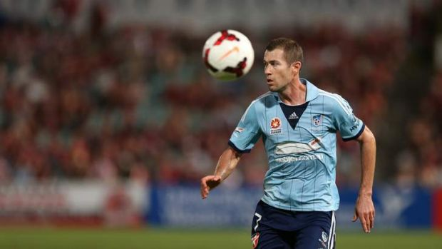 All over: veteran Socceroo and Sydney FC marquee Brett Emerton has retired, effective immediately.