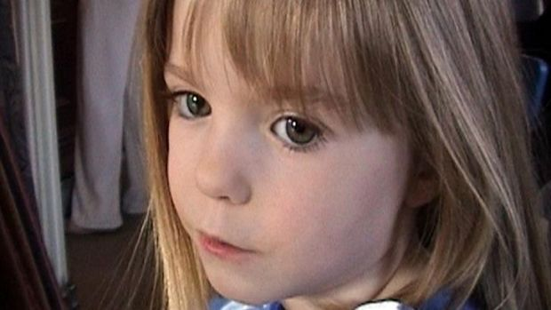 This March 2007 photo released by the McCann family shows three-year-old British girl Madeleine McCann who is reported ...