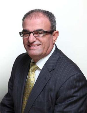 Pleaded guilty: Burwood Liberal councillor Tony Doueihi