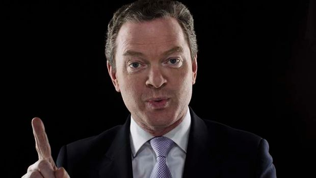 "Christopher Pyne: Education review will be ""robust""."