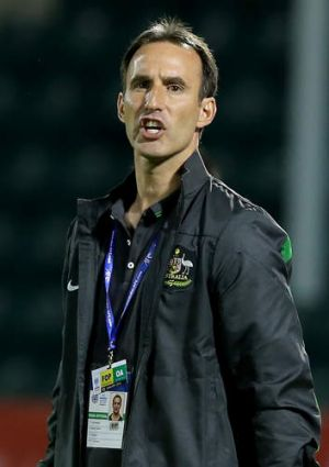 """We lack, in our country, tough international matches for our youth teams"": Aurelio Vidmar."