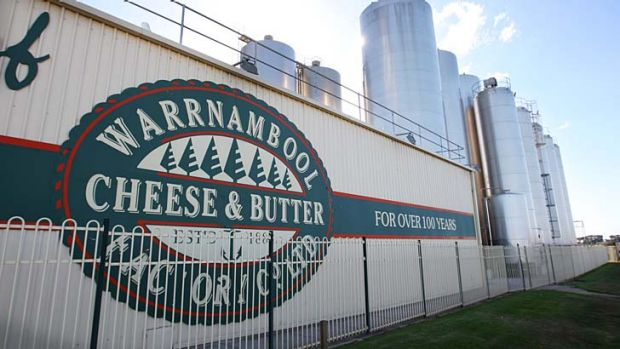 Bega Cheese has formally left the $500-million-plus race for Warrnambool.