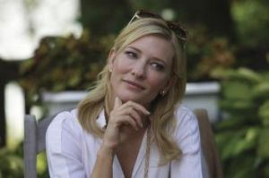 Cate Blanchett has been nominated for her turn as a New York socialite whose life is falling apart in Woody Allen's Blue ...