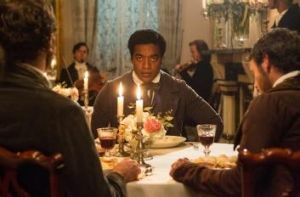 """Chiwetel Ejiofor in a scene from """"12 Years A Slave."""""""