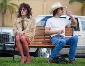 """Jared Leto and Matthew McConaughey in a scene from the """"Dallas Buyers Club."""""""