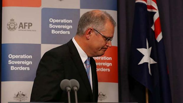 Immigration Minister Scott Morrison said Australia has informed Indonesia of the incidents and apologised.