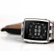 A hit: The Pebble smart watch.