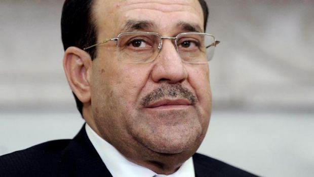 Iraq is facing an immediate threat, says the country's Prime Minister Nouri Al-Maliki.