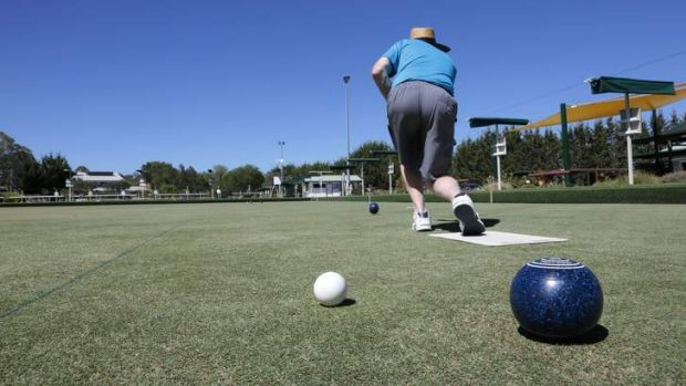 The future of lawn bowls in the capital is in jeopardy.