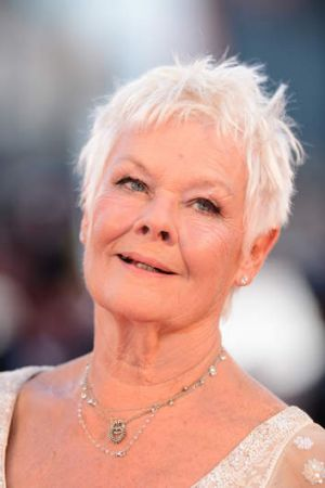 Dame Judi Dench: At age 79, nominated for her seventh Oscar for her leading role in <i>Philomena</i>.
