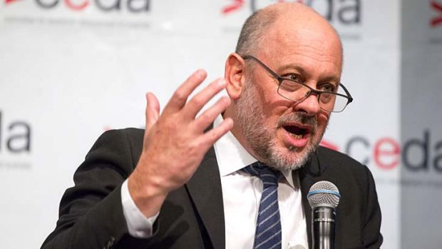 'They're up there with the 300 Spartans':  Professor Tim Flannery.