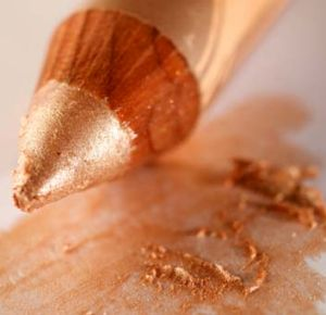 Mica, which is also mined legally, gives sparkle to items such as make-up.