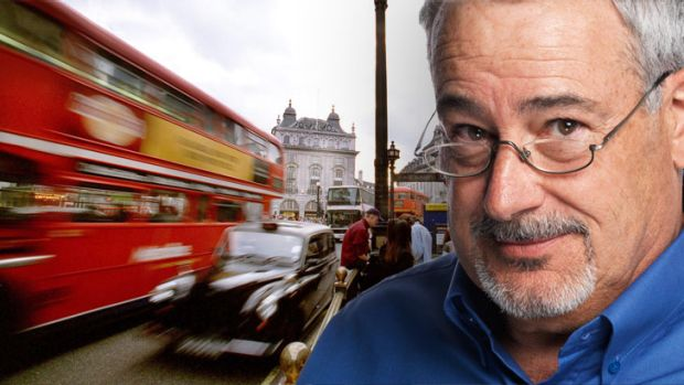 WA drivers have a lot to learn from those behind the wheel in the UK, says Larry Graham.