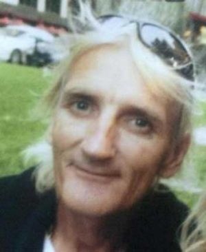 Ricky Lee Ganly, 48, was last seen in April.