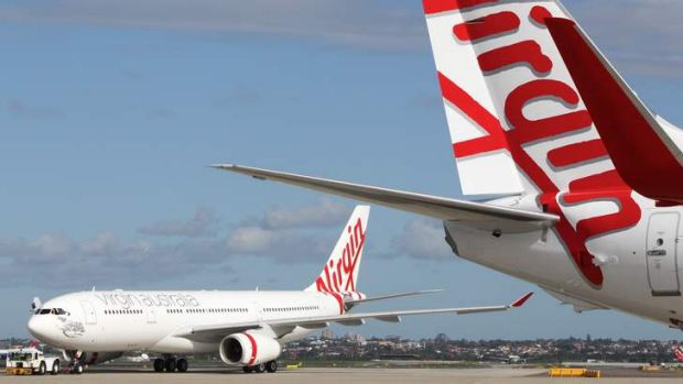 Virgin will cut its services between Sydney and the Gold Coast, with budget carrier Tiger set to take up some of the slack.