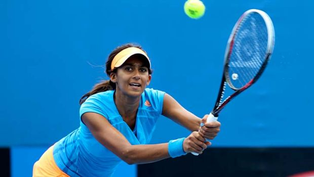 Naiktha Bains is another promising youngster.