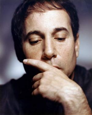 Inside story ... Paul Simon reveals himself as nervy in the liner notes to The Paul Simon Songbook.