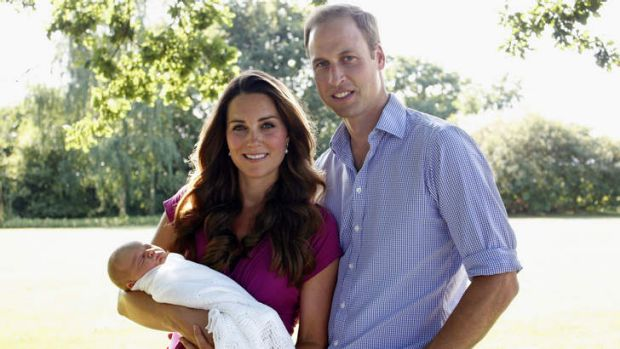 Shoalhaven have a favour to call in with the Duke and Duchess of Cambridge.