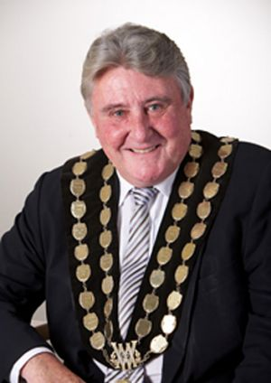 Longest-serving mayor: Pat Reilly.