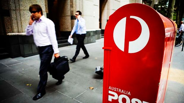 Australia Post wants to lift the price of stamps by 10c.