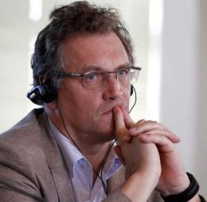 """""""The stadium is not to our liking"""": Jerome Valcke."""