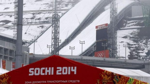 Russian security forces are cracking down on Islamist militants in the lead-up to the Sochi games.