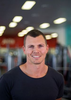 Brendon Levenson from Jetts: claims to have introduced 24-hour gyms to Australia.