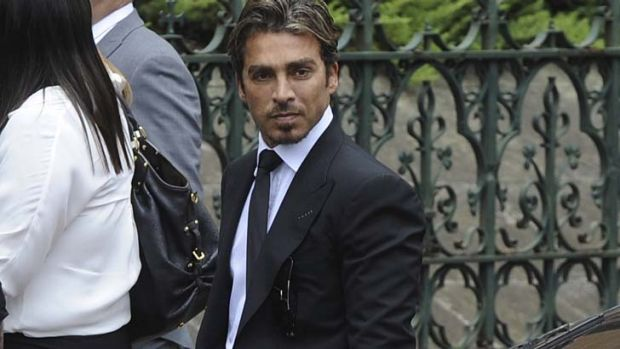 Speaking out: John Ibrahim.