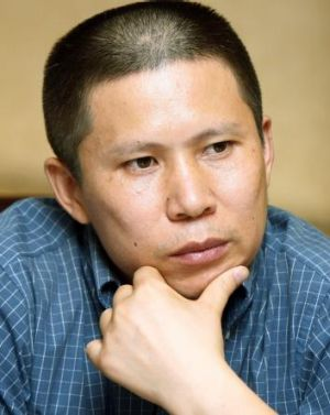 """""""We don't want to take part in a piece of theatre"""": Xu Zhiyong and his lawyer refused to speak in court."""