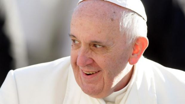 Pope Francis has tweeted support of a pro-life rally in the US.