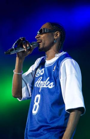Don't miss: The rapper formerly known as Snoop Dogg is now reggae artist Snoop Lion.