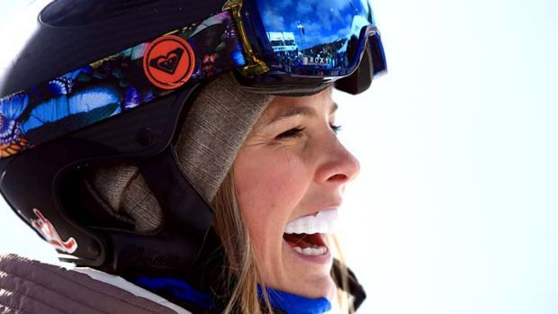 Gold medal hope: Torah Bright