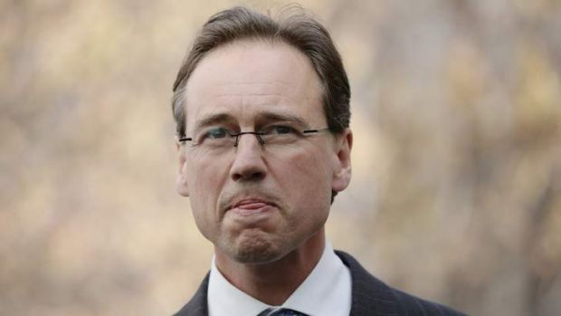 """""""I think it's important to recognise there are degraded areas which should never have been included"""": Greg Hunt."""