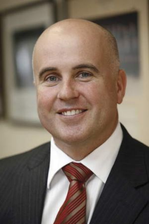 Considering options: Adrian Piccoli, NSW Minister for Education.