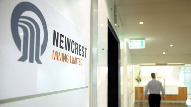 Newcrest Mining will pay a $1.2 million penalty over what regulators allege was a selective disclosure of market ...