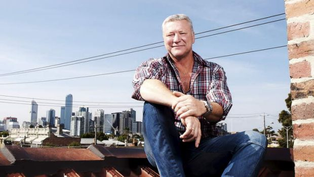 <i>The Block</i>'s Scott Cam enters this year's Gold Logie race for Nine.