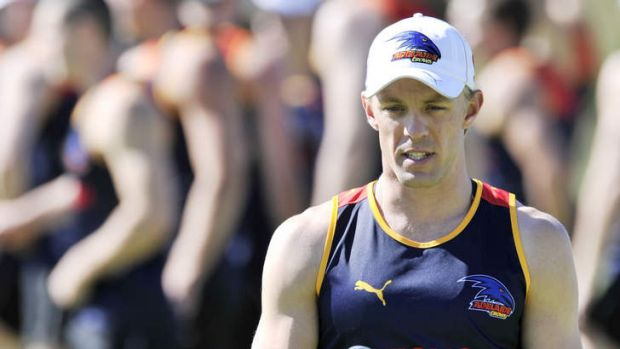 Nathan Van Berlo is likely to be sidelined for six months with an Achilles tendon injury.