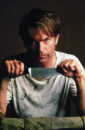 Actor Sam Neill starred in <i>Death in Brunswick</i>, the book by Boyd Oxlade.