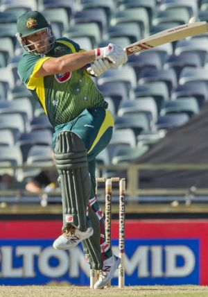 Best of the Aussies: Aaron Finch.