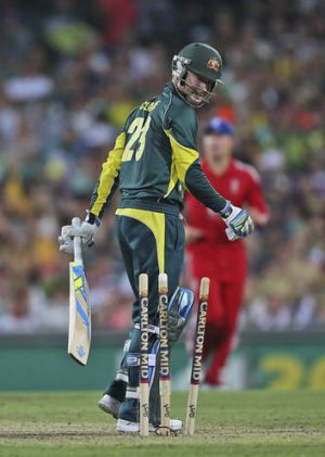 """I will always be loyal to Sydney Thunder. I love playing for NSW as much as I do Australia"": Michael Clarke."